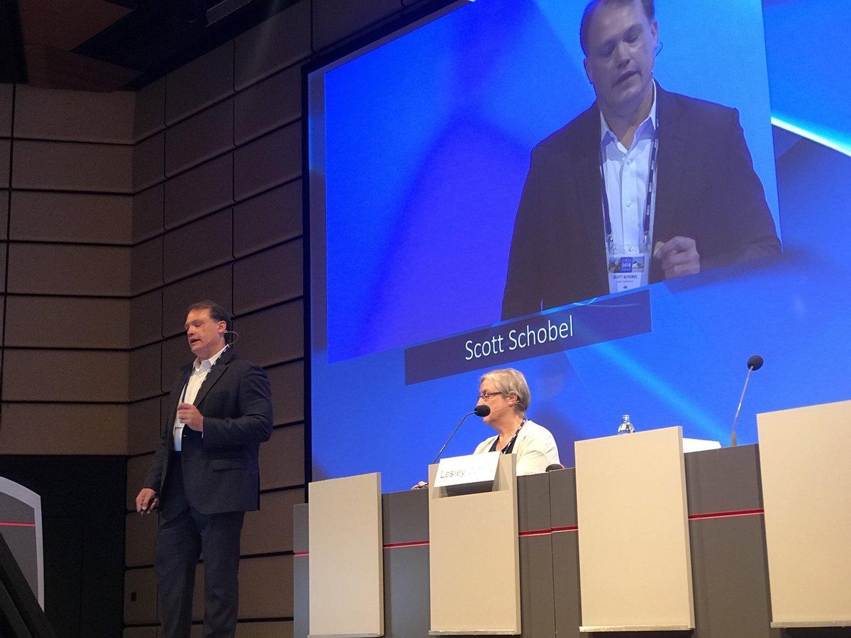 Scott Schobel anunció el diseño de GENERATION-HD1 en la Reunión del Grupo Europeo de Enfermedad de Huntington en Viena